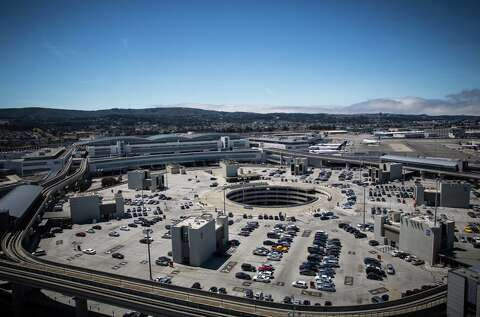 SFO to move all Uber, Lyft pick ups to central parking lot