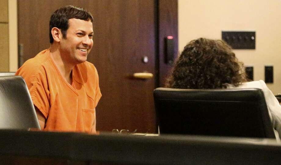 Convicted Former San Antonio Lawyer Mark Benavides Gets A