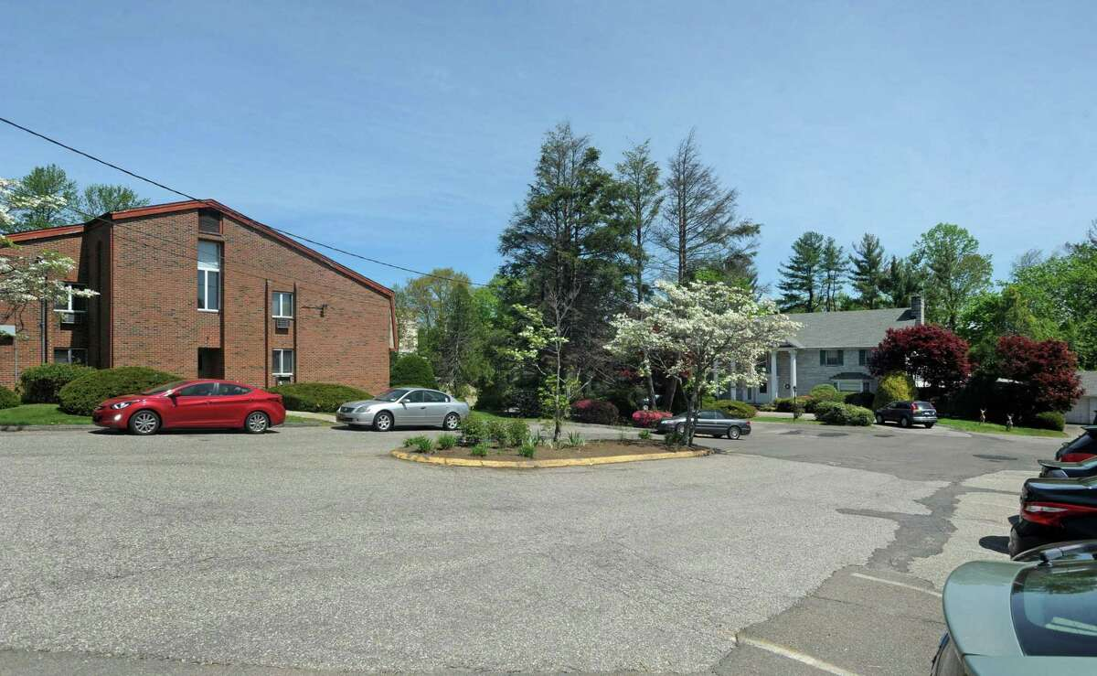 Monticello Gardens apartments 4100 Park Avenue in Brodgeport, Conn. on Friday, May 11, 2018.