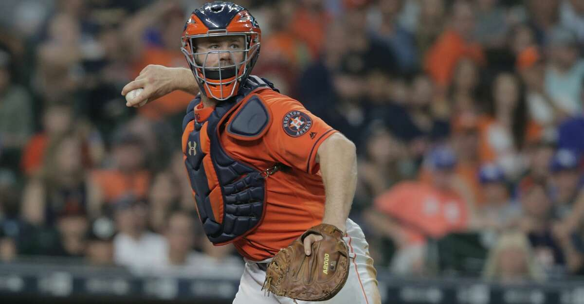 PHOTOS: Astros game-by-game There is no plan for Evan Gattis to catch a game in the foreseeable future, manager A.J. Hinch said Friday. Browse through the photos to see how the Astros have fared through each game this season.