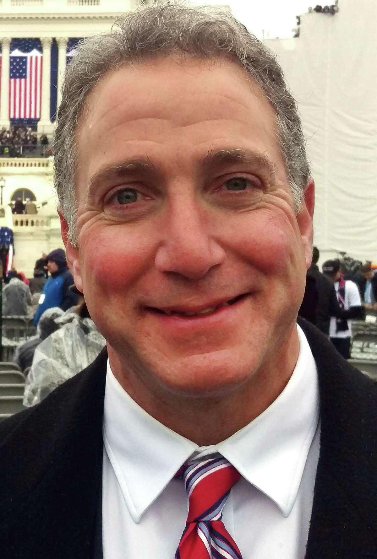Matthew Corey, Republican candidate for U.S. Senate, taunted Sen. Chris Murphy, the Democrat seeking a second term, for refusing to debate him more than once.