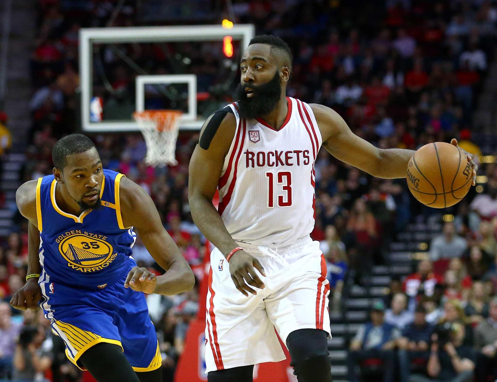 127955edddd7 TNT crew breaks down Rockets vs. Warriors matchup - Houston Chronicle