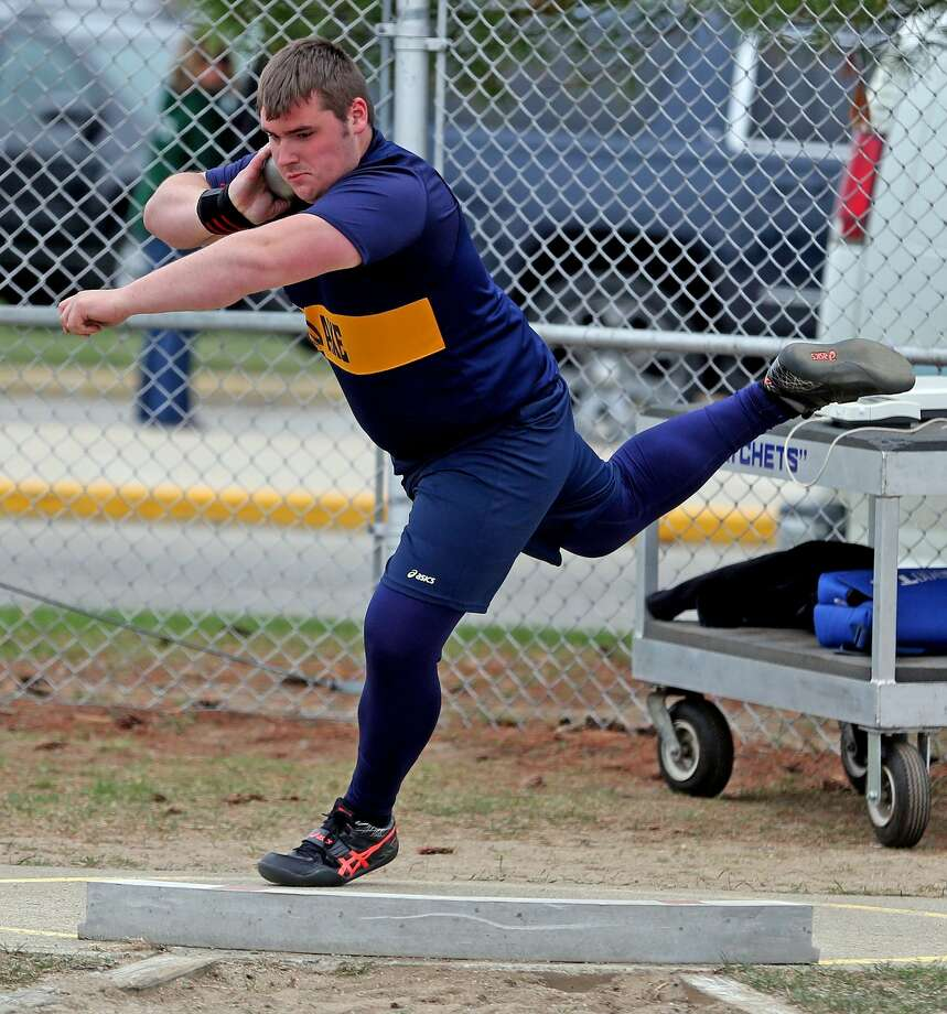 Hatchet Track & Field Invitational 2018 Photo: Paul P. Adams/Huron Daily Tribune