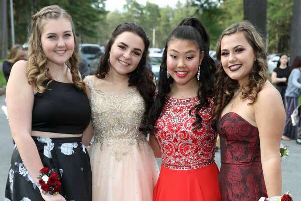 Were you Seen at the Burnt Hills-Ballston Lake Junior-Senior Prom at the Hall of Springs in Saratoga Springs on Friday, May 11, 2018?