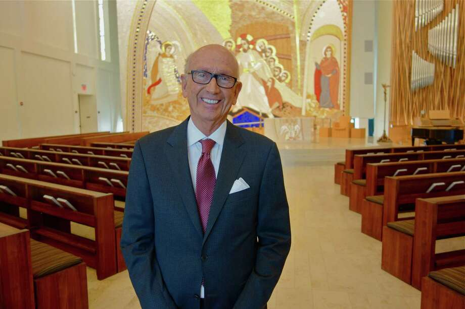 Bill Mitchell, vice chairman of the Mitchell Stores, will be honored at Sacred Heart University's 29th annual Discovery Gala on June 22. Photo: Contributed /