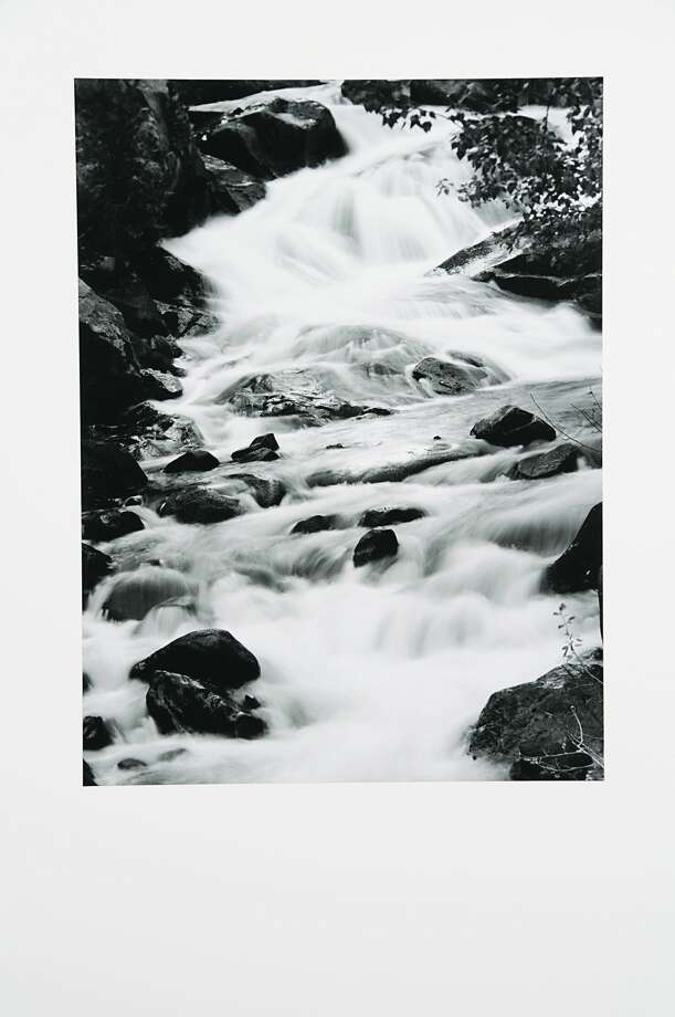 "Stephen Grewe took this photo, ""Walker Creek Falls,"" with a 1983 Linhof 4x5 view camera. Photo: Stephen Grewe"