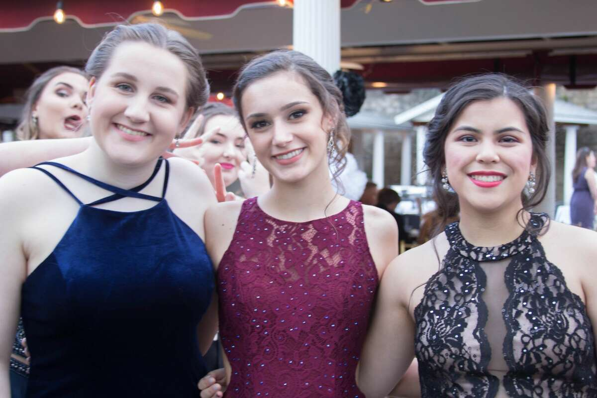 Milford's Jonathan Law High School held its junior prom at Villa Bianca in Seymour on May 11, 2018. Were you SEEN?