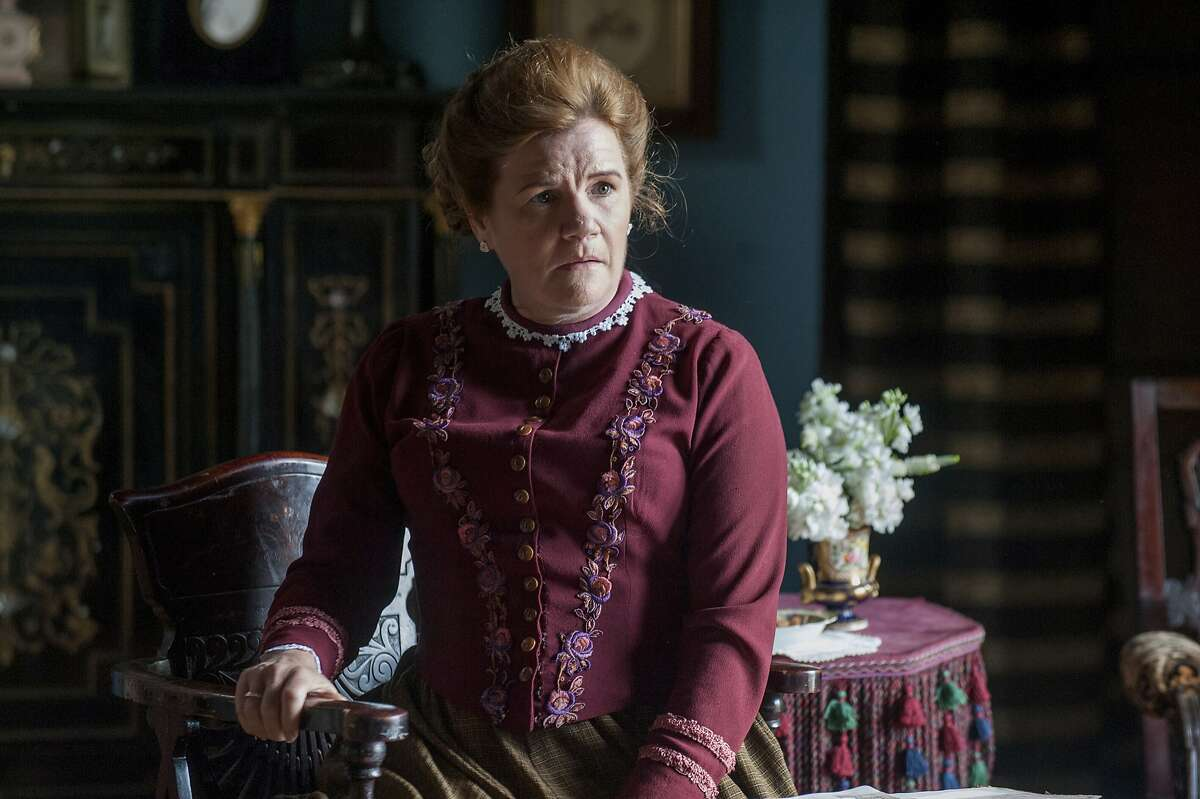 """This image released by Sony Pictures Classics shows Mare Winningham in a scene from """"The Seagull."""" (Abbott Genser/Sony Pictures Classics via AP)"""