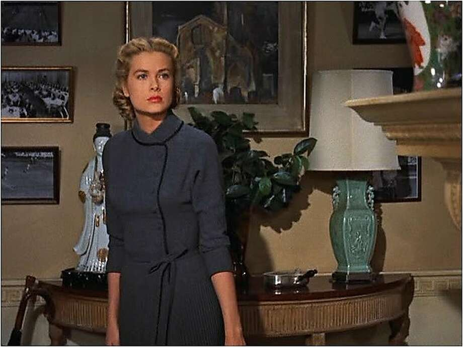 """Grace Kelly stars in Alfred Hitchcock's suspenseful """"Dial M for Murder."""" Photo: Chappellmccullar.com"""