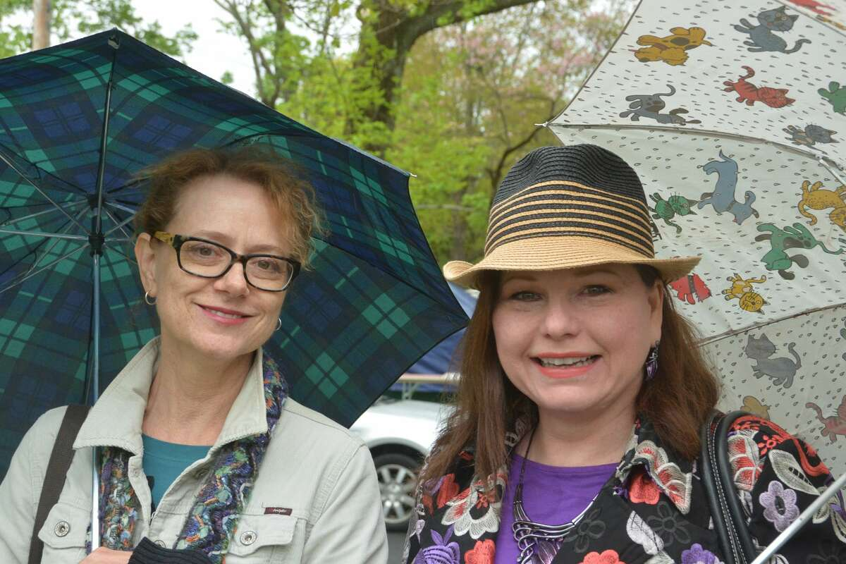 The 83rd annual Fairfield Dogwood Festival tool place on May 11-13, 2018. Greenfield Hill Church has hosted the event for almost a century. Guests enjoyed family-friendly activities, local crafters and the dogwood trees in bloom. Were you SEEN?