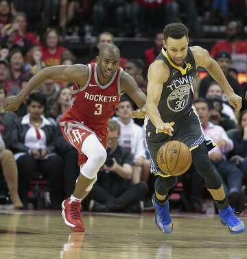 0cf38103f482 Stephen Curry vs. Chris Paul  A rivalry renewed - SFChronicle.com