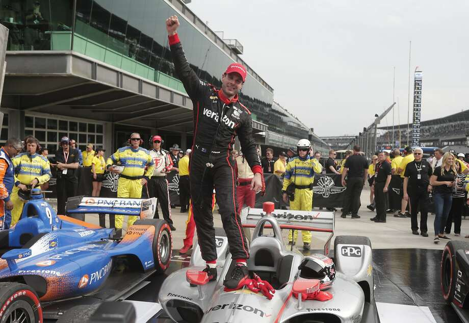 Will Power collected his 33rd career victory. Photo: Michael Conroy / Associated Press