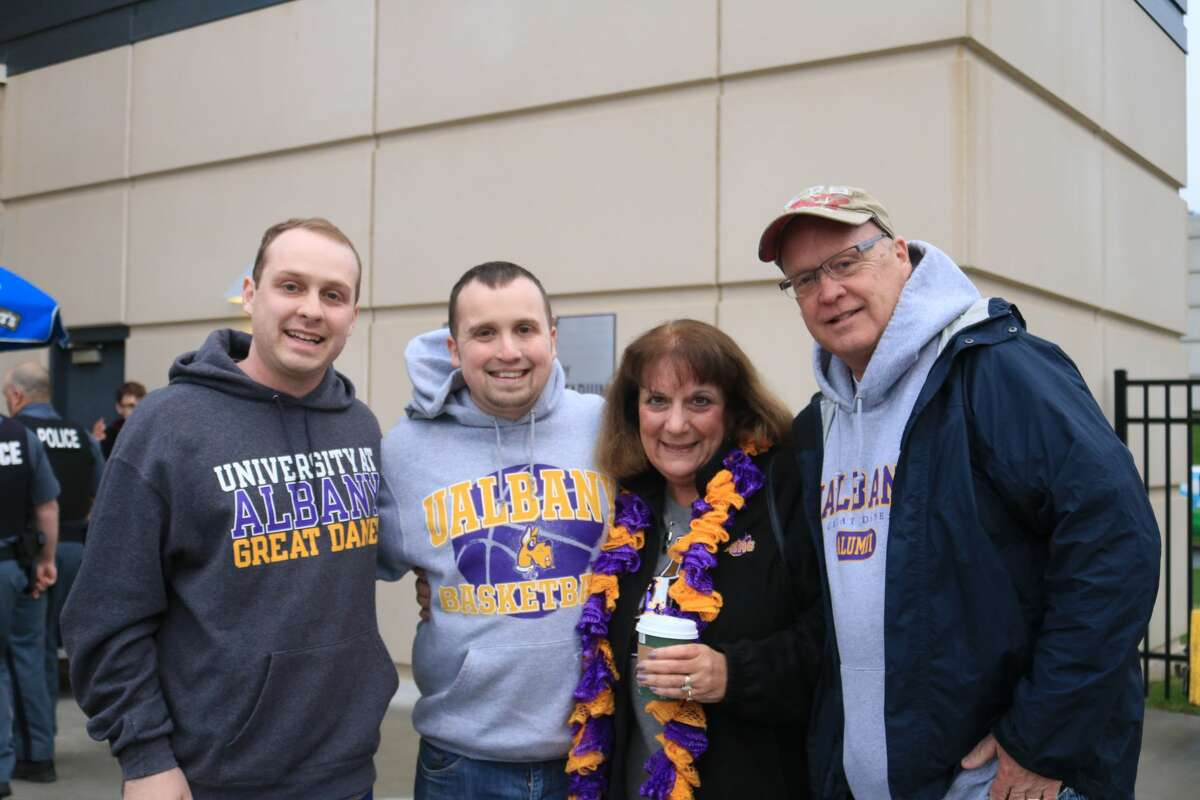Were you Seen at Casey Stadium during UAlbany men's lacrosse 18-9 win over the University of Richmond in the first round of the NCAA Tournament on May 12, 2018?