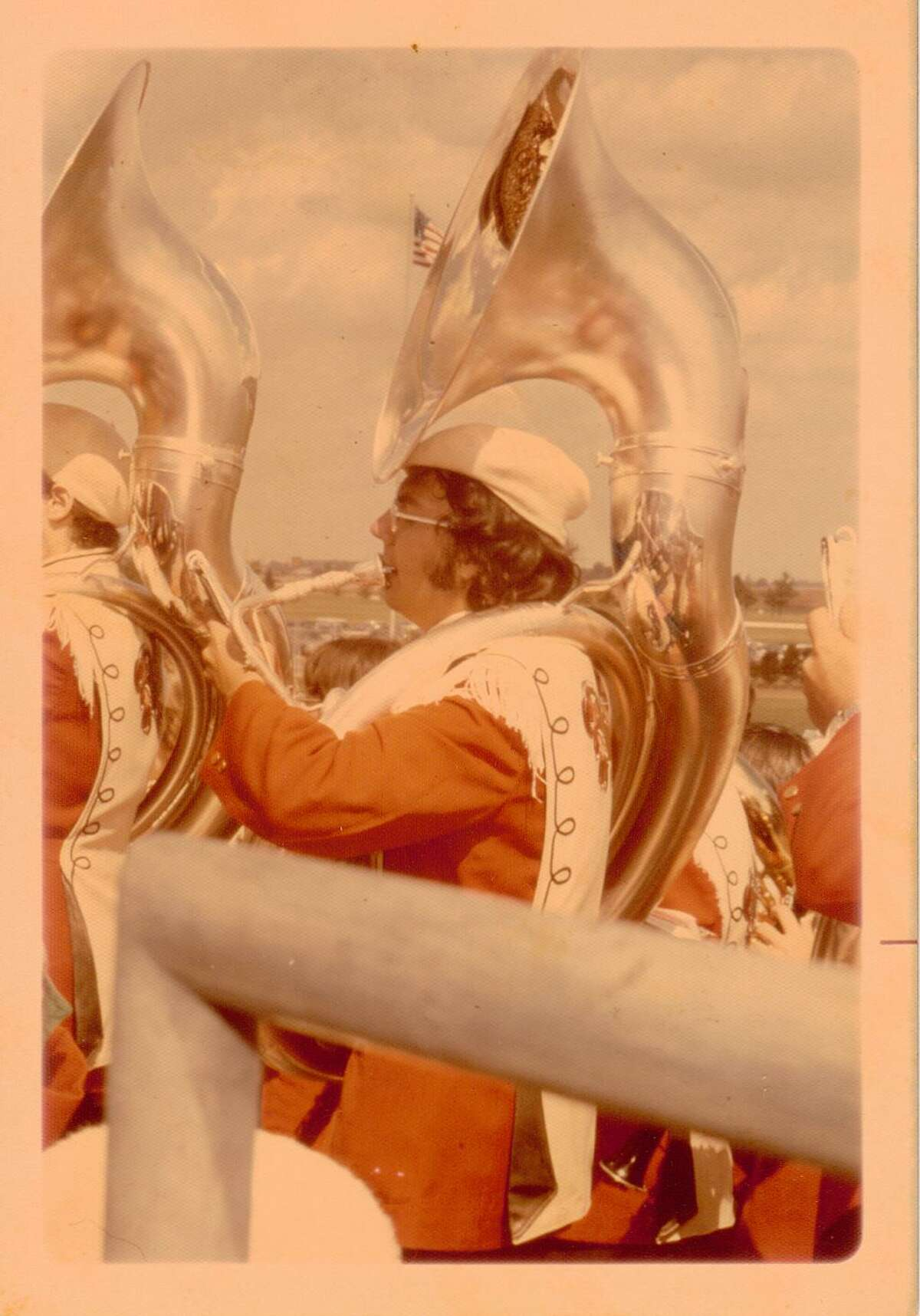 1. Yes, I do play the tuba! Underrated and unappreciated instrument! I started when I was 12, was in my high school and college marching bands, and still play in the Memorial Concert Band of Colonie! I've also taken part in quite a few