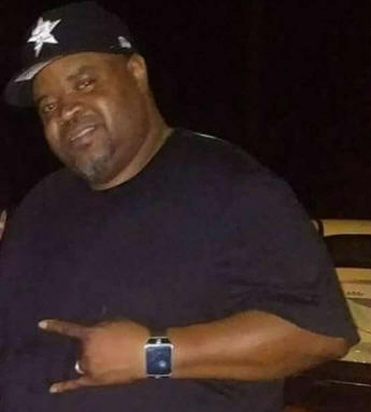 Jermaine Robbins died after his fishing boat capsized on Lake Conroe.