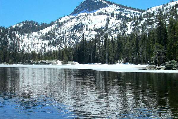 Drought Heavy Rains Leave Lake Tahoe With Historically Bad Water
