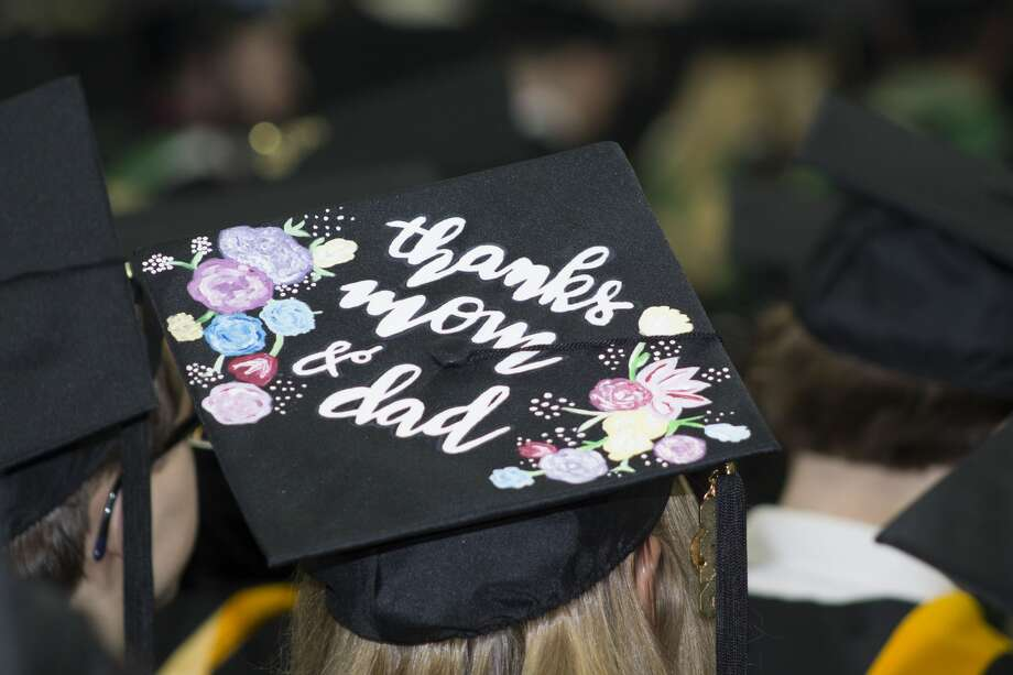 Keep clicking to see who the freshly minted graduates of Capital Region colleges and universities in spring 2018. Photo: Siena College