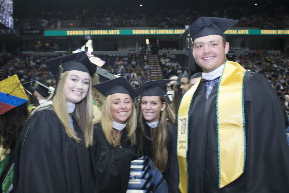 Were you Seen at Siena College's 78th annual Commencement ceremony on Sunday, May 13 at the Times Union Center?