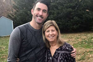 "Astros pitcher Justin Verlander wished his mother a happy Mother's Day online saying, ""Happy Mother's Day to the best Mom ever! I love you. #HappyMothersDay"" 