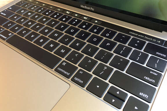 Newer MacBook Pro keyboards are prone to unresponsive keys on the keyboards, a federal lawsuit alleges.