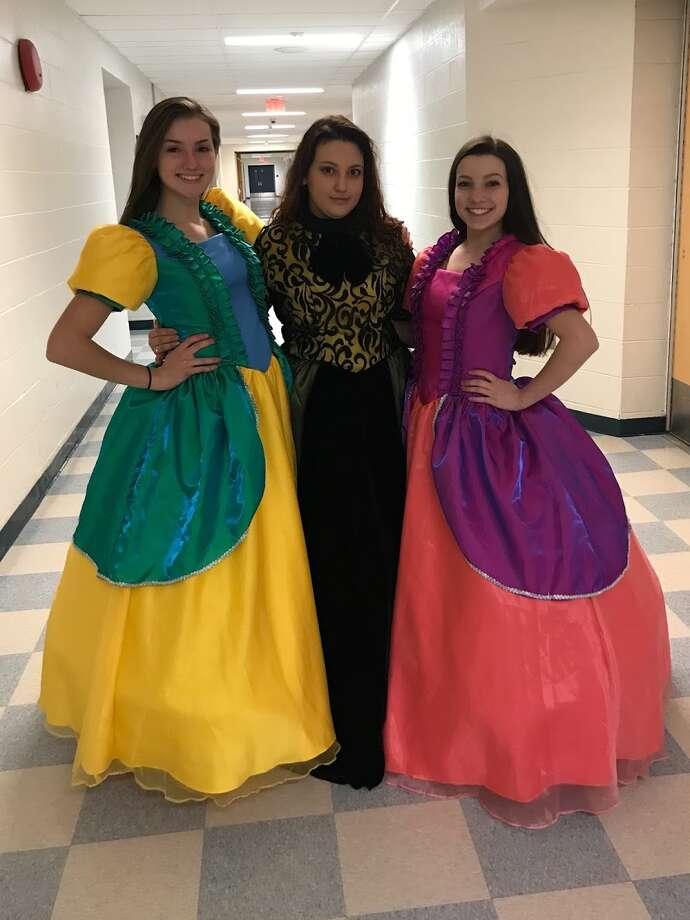 "Columbia High School's production of ""Cinderella (Broadway) Photo: Kara Macpherson"