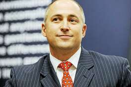 UConn Athletic Director David Benedict