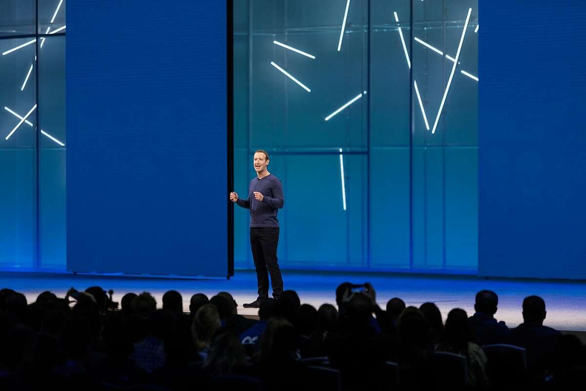 FILE � Mark Zuckerberg, the founder of Facebook, at a conference in San Jose, Calif., May 1, 2018. Zuckerberg was one of many high-profile tech-sector donors behind the Silicon Valley Community Foundation, whose head, Emmett Carson, was recently put on administrative leave amid reports that he tolerated abusive workplace behavior at the charity. (Jason Henry/The New York Times)