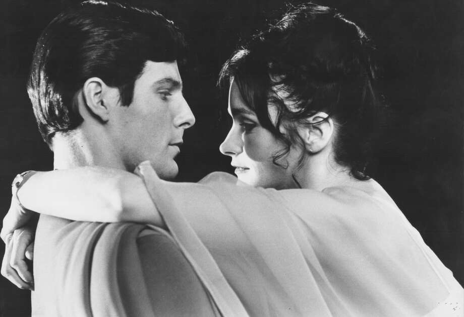 Actors Christopher Reeve and Margot Kidder in a scene from the movie 'Superman', 1978. (Photo by Stanley Bielecki Movie Collection/Getty Images) Photo: Stanley Bielecki Movie Collection/Getty Images