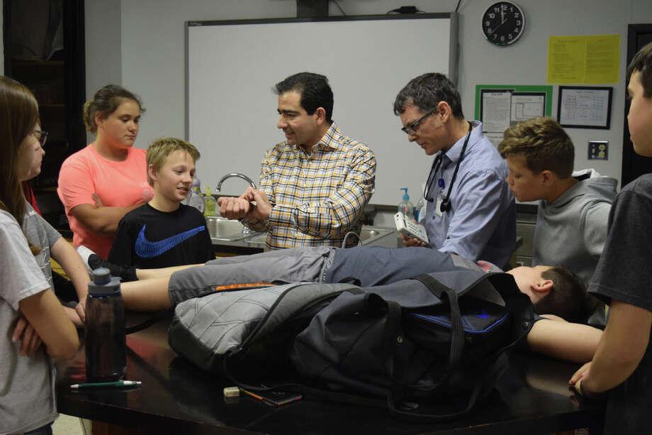 Photo: Homer Marquez/Covenant Health Plainview
