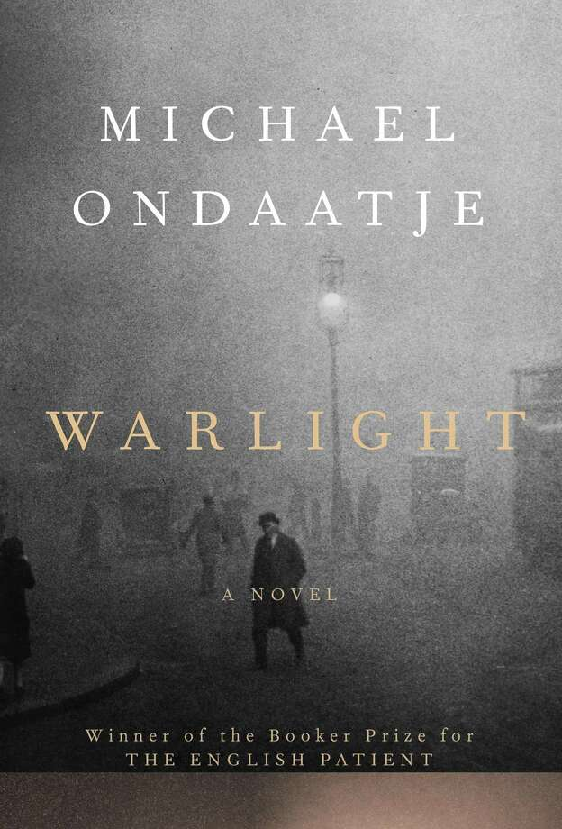 """Warlight"" by Michael Ondaatje Photo: Knopf"