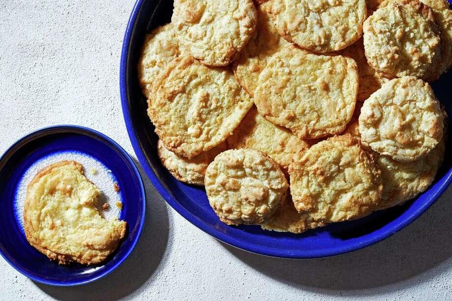 Creamy Orange Cookies Photo: Stacy Zarin Goldberg / For The Washington Post / For The Washington Post