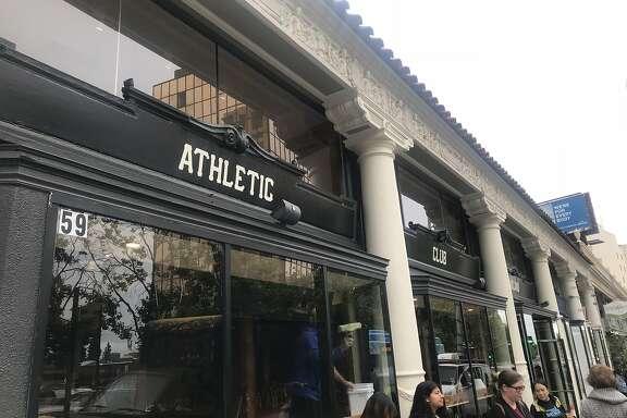 Athletic Club Oakland Bar