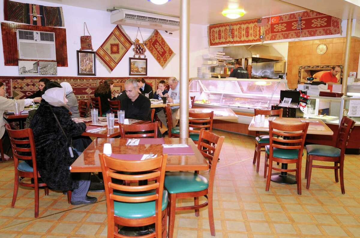 Ali Baba, 2243 15th St. in Troy, has a selection of Greek, Mediterranean and Turkish dishes.