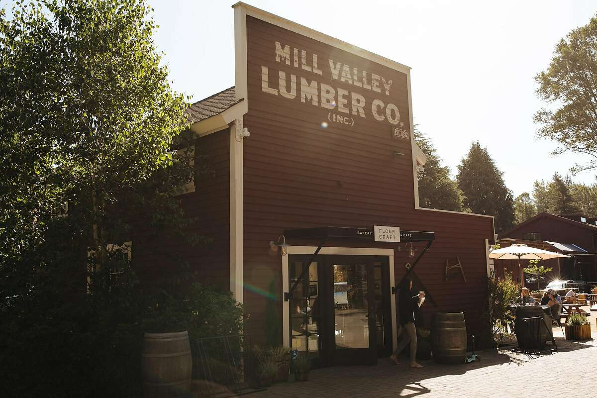 Flour Craft Bakery at Mill Valley Lumber Yard in Mill Valley, Calif., Thursday, May 10, 2018.