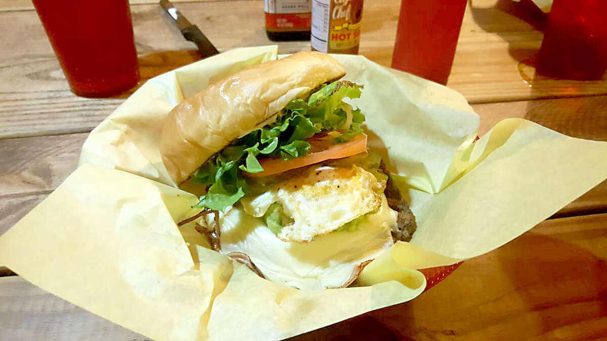 The Chunky's Egg Burger is one of the top picks in a wide range of choices. Chunky's Burgers 4602 Callaghan Road, San Antonio, Texas 78228 Phone: 210-433-9960 CLICK HERE for full menu!