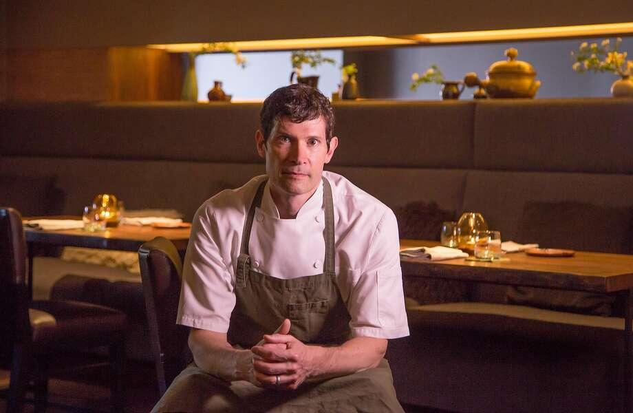 Chef Daniel Patterson. Photo: John Storey
