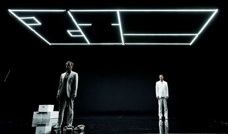 """Lars Jan will perform """"The Institute of Memory (TIMe)� at the YBCA Transform festival."""