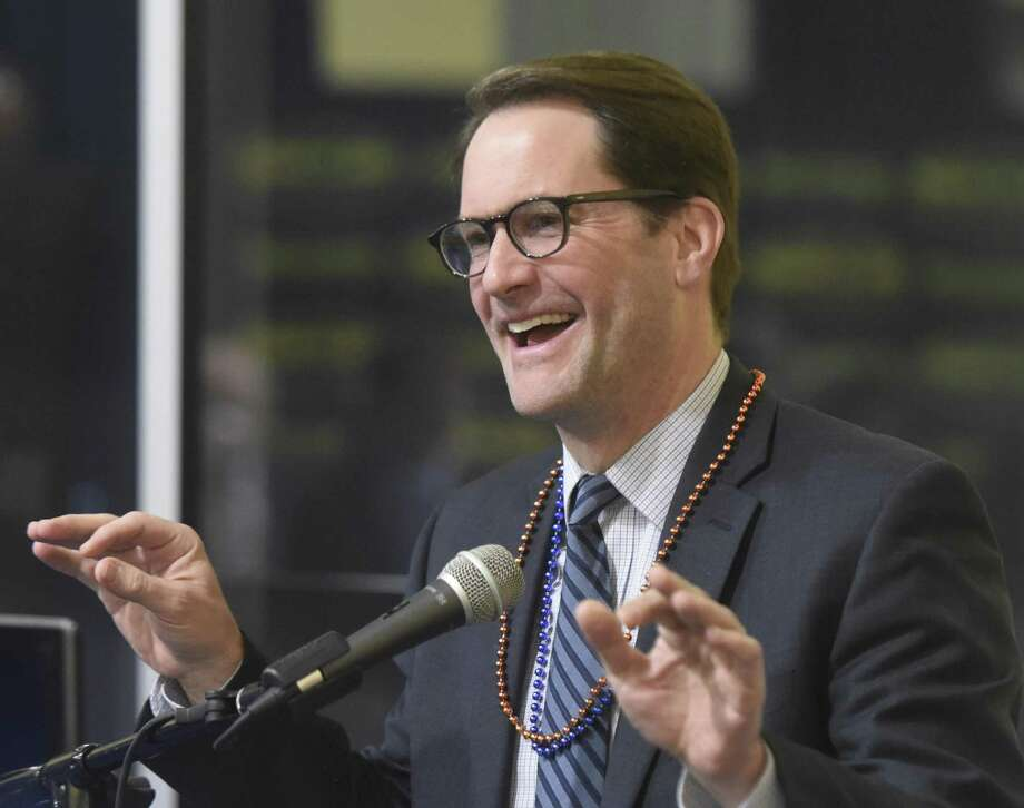 U.S. Rep. Jim Himes will be seeking his sixth term for the 4th Congressional District. Photo: Hearst Connecticut Media File Photo / Greenwich Time