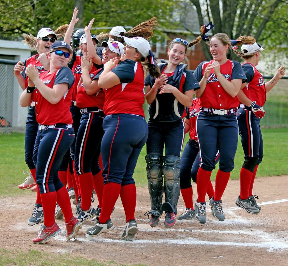 USA at Ubly — Baseball/Softball 2018 Photo: Paul P. Adams/Huron Daily Tribune