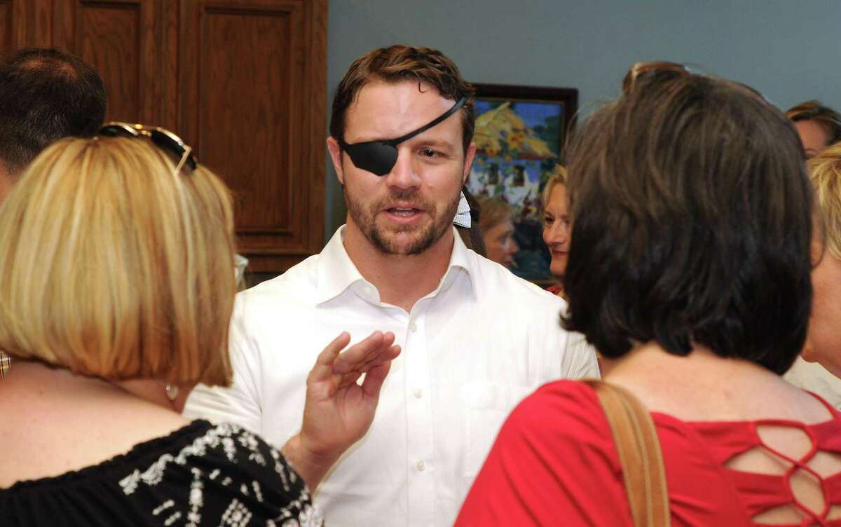 Dan Crenshaw - Republican Running for: Congressional District 2