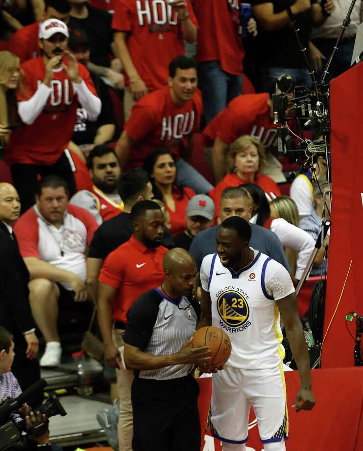 Warriors Rip Home-court Advantage From Rockets With Game 1
