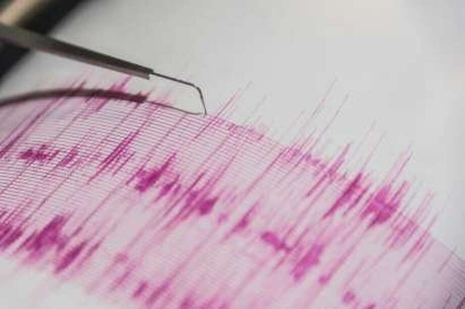 Earthquake Richter Scale at the U.S. Geological Survey Photo: U.S. Geological Survey