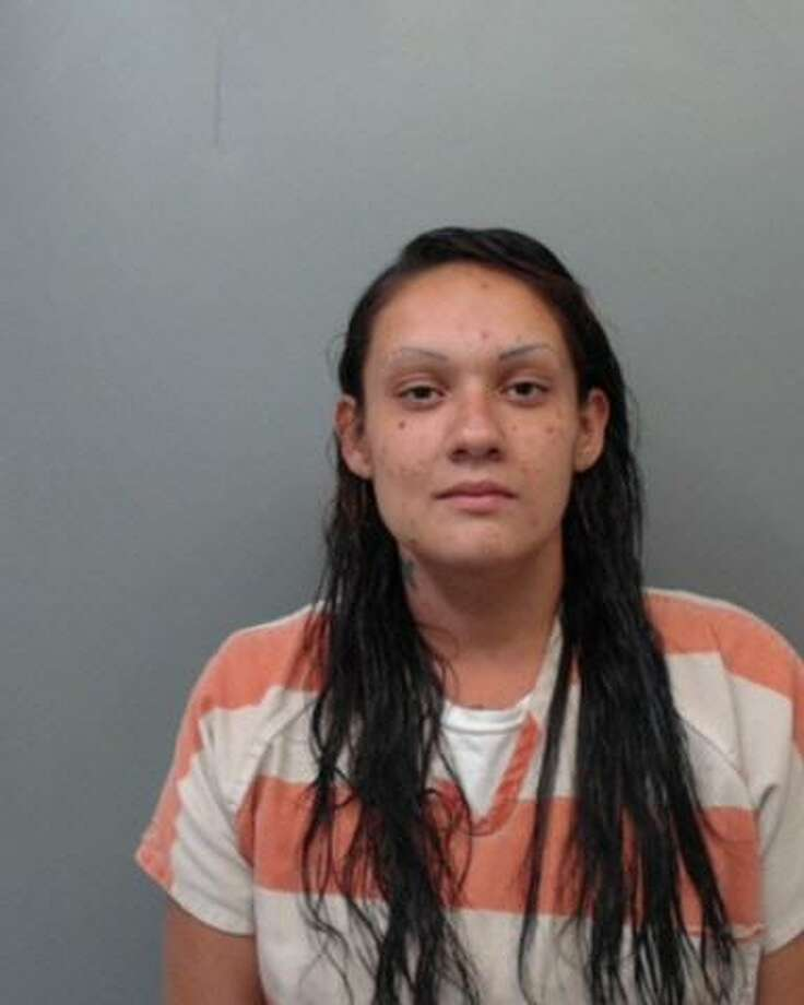 Karina Martinez, 26, was arrested on prostitution charges. Photo: Webb County Sheriff's Office