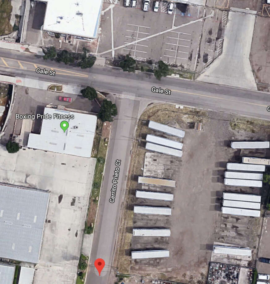 Reports of a suspicious shipment at warehouse near Gale Street and Cerrito Prieto Circle prompted Homeland Security Investigations special agents and task force officers to find nearly 4 tons of pot. Photo: Google Maps