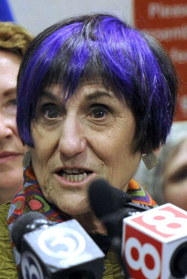 DeLauro Photo: Carol Kaliff / Hearst Connecticut Media / The News-Times