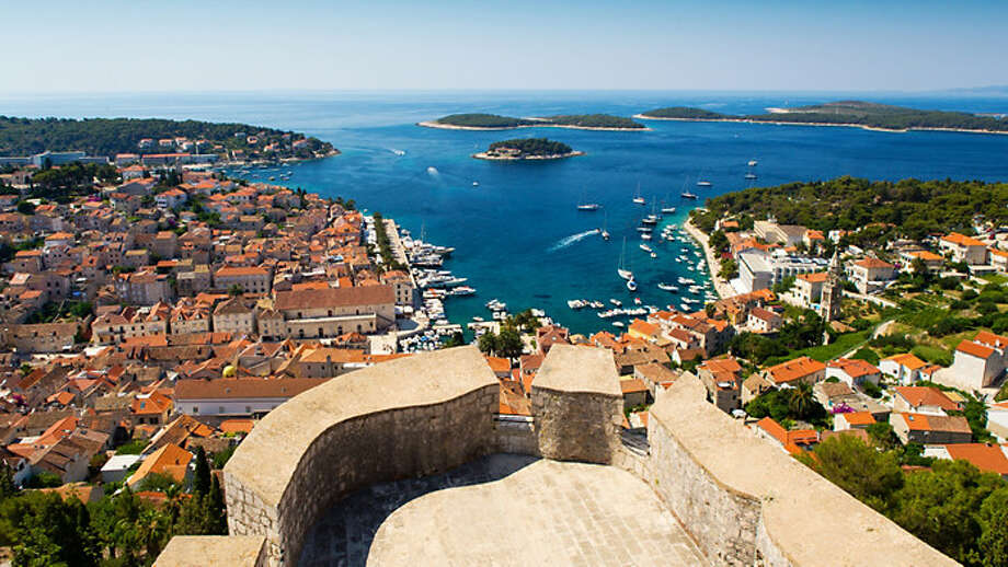 A view of Hvar Island in Croatia, which is among several destinations planned as part of a 15-day guided tour across the Adriatic Sea and Eastern Europe scheduled next year by an SVSU organization. (Photo provided/Grand Circle Travel)