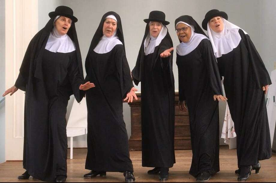 "The Bridgewater Congregational Church Players will present ""Nunsense 2: The Second"" Coming May 18-19 at 7:30 and May 20, 2018 at 3 p.m. The production is the musical sequel to the original off-Broadway sensation and international phenomenon, Nunsense. Tickets are, to the May 18 show, $20, and to the May 19 and May 20 shows, $30, which includes dessert and a wine receptions each day. The church is located at 10 Clapboard Road. For more information and tickets, call 860-354-8283. Photo: Courtesy Of Bridgewater Congregational Church / The News-Times Contributed"