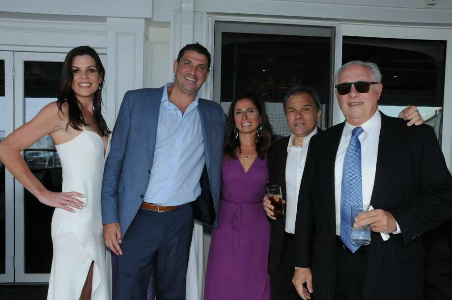 """The Alzheimer's Association Connecticut Chapter held its annual Celebrating Hope gala at the Riverside Yacht Club on May 11, 2018 Guests enjoyed dinner, live music and an auction to benefit the association's programs, services, advocacy efforts and research. Broadway star Abby Mueller debuted original song called """"Life Is Beautiful,"""" created and recorded by members of The Living Voice GAP (Giving Alzheimer's Purpose) Project, a collaboration of the Alzheimer's Association Connecticut Chapter and The Living Voice Group. Were you SEEN? Photo: Moffly Media-Big Picture: Bob Capazzo"""