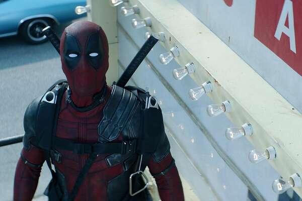 "Ryan Reynolds stars as Deadpool in ""Deadpool 2."" (Twentieth Century Fox)"