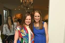 Anne Lee Phillips and Jennifer Barron